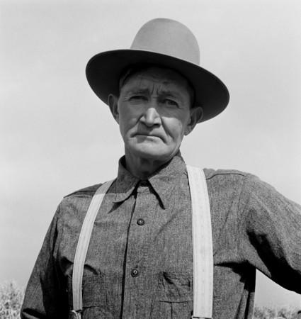 Mr Wardlow, a Farmer